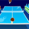 Jeu de sport : Power pong