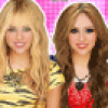 Jeux de beaut avec Hannah Montana