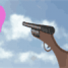 Jeux  de tir : balloon shooter
