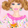 Jeu de fille : soire pyjama pour Barbie
