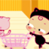 Jeux de courses : Pucca world
