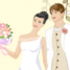 Mariage romantique : jeu de fille