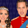 Jeu de fille : mariage royal