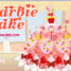 Barbie Cake : le gteau de tes rves
