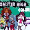 Jeux de coloriage : Monster High
