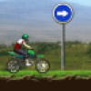 Jeu de moto de trial