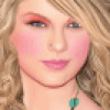 Jeux de fille : Taylor Swift  maquiller