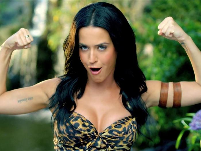 Katy Perry Reine De Twitter