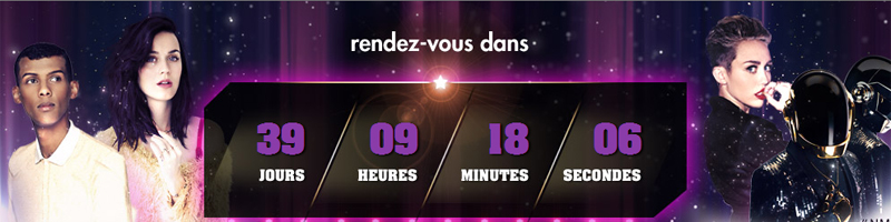 Les Nominés Aux Nrj Music Awards