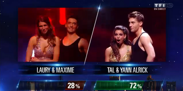 Dals 4 : Laury Thilleman