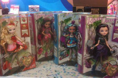 Poupées Ever After High