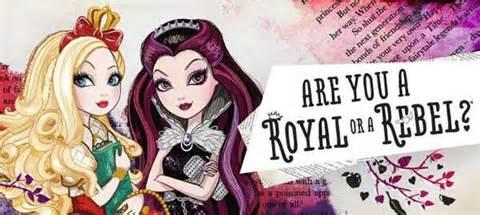 Ever After High Royal Ou Rebel