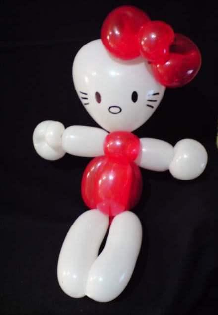 ballon sculpter