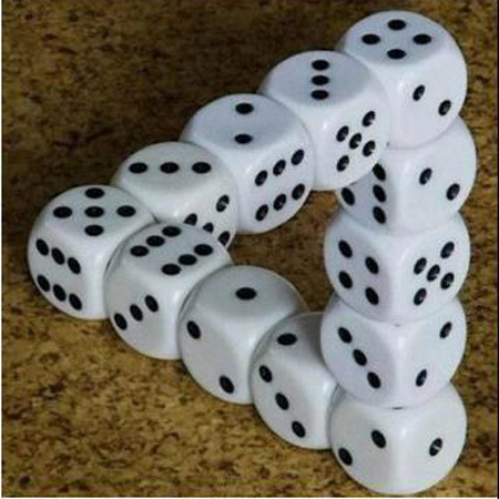 Illusion d 39 optique les d s - Coloriage illusion d optique ...