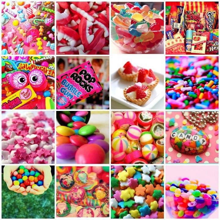 Plein De Bonbons