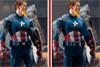Captain America: 10 erreurs à trouver