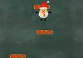 Doodle jump Père Noël