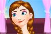 Princesse Anna à maquiller
