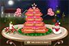 Arbre de Noël bonbons