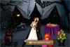 Décoration mariage de vampires