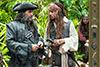 Objets cachés et Pirates des Caraïbes