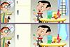 8 différences avec Mr Bean