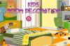Chambre d'enfant à ranger