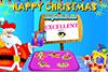 Petits gâteaux de Noël à cuisiner