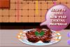 Boulettes de viande pour l'apéritif