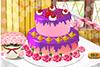 Décore un gâteau à 2 étages
