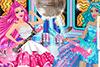 Le concert de rock de Barbie