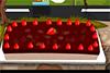 Cheese-cake à la fraise