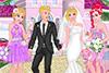 Au mariage de Barbie