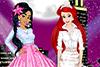 Concours de mode pour princesses