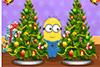 6 différences : arbre de Noël