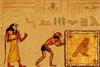 Jeu de puzzle égyptien