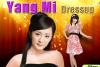 Habille l'actrice Yang Mi