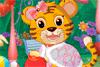 Soigne un bébé tigre