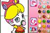 Princesse Hanna à colorier