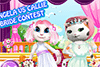 Concours de beauté pour chats