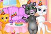 L'anniversaire de Tom le chat