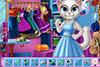 La garde-robe d'Angela