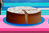 Fait un gâteau à la noix de coco