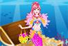 Barbie sirène à habiller