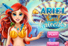 Jolie coiffure pour Ariel