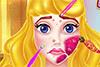 Des soins du visage pour Aurore