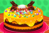 Gâteau de Pâques à décorer
