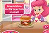 Des Burgers avec Baby Boo