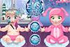 Soins pour bébé Elsa
