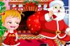 Premier Noël de Bébé Hazel